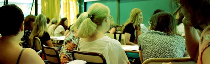 3er Espacio de Mejora Institucional (EMI) (Implican suspensión de clases)